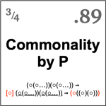 35Commonality by P